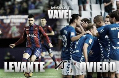 Levante UD - Real Oviedo: el más difícil todavía