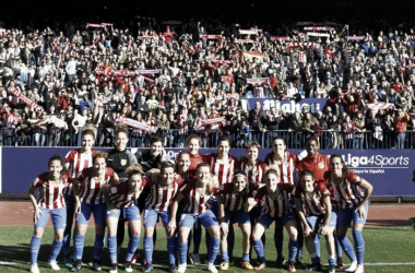 Foto: Álex Marín - Club Atlético de Madrid