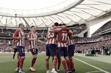 Análisis del rival: el Atlético de Simeone, el equipo más sólido de la competición