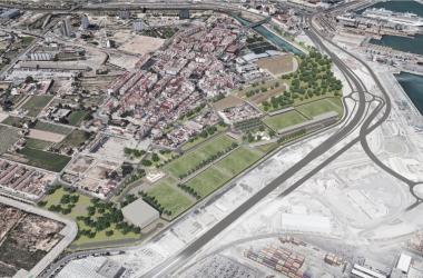 Nuevas instalaciones para el Levante UD