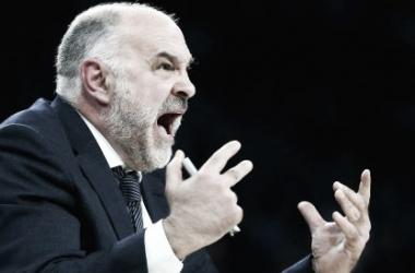 Pablo Laso quiere olvidar la Copa y pensar en el Bayern | Foto: ACB.com