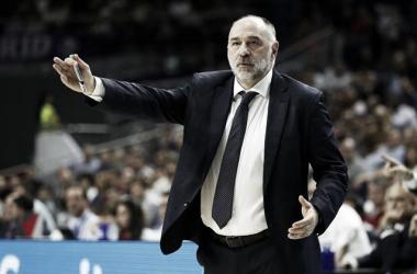 Pablo Laso quiere máxima intensidad ante el Buducnost Foto: ACB.com