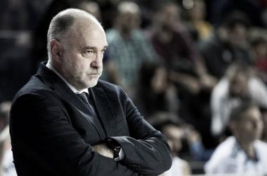 Pablo Laso espera un partido muy complicado en Moscú | Foto: ACB.com