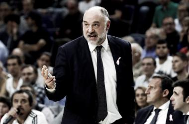 Pablo Laso sabe que el CSKA es un rival terrible | Foto: ACB.com