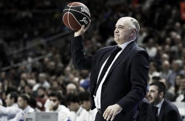 Pablo Laso quiere a sus pupilos más centrados. (Foto: ACB.com)