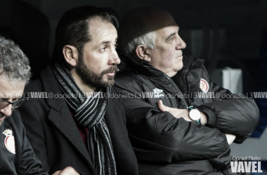 "Pablo Machín: ""Todavía hay mucha liga"""