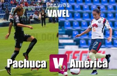 Tuzas vs Águilas, Liga MX Femenil