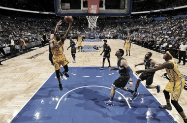 Indiana obtuvo una nueva victoria y se coloca en el séptimo lugar de la Conferencia del Estefuente: Foto de NBA