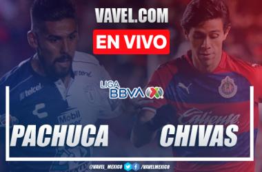 Goles & Resumen: Pachuca 0-0 Chivas de Guadalajara, en Liga MX 2020