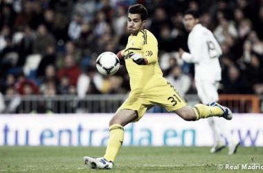 Fernando Pacheco regresará al Bernabéu casi dos años después