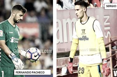 Pacheco vs Sergio Rico: Trayectorias similares