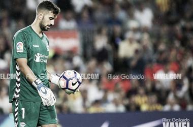 Guía VAVEL Deportivo Alavés 2017/18: Fernando Pacheco, un gran portero
