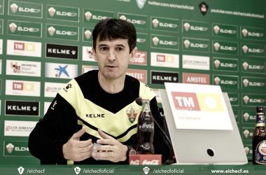 """Pacheta: """"El partido ante el Mallorca lo tenemos marcado en rojo"""""""