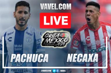 Goal and Highlights: Pachuca 1-0 Necaxa in Liga MX 2021