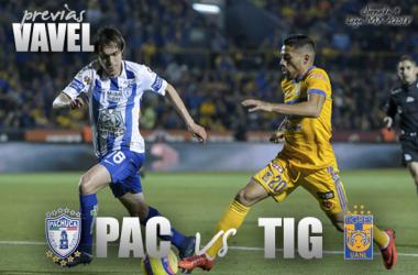Previa Pachuca - Tigres: el grito será de gol