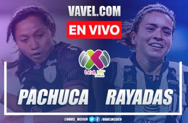 Goles y Resumen del Pachuca Femenil 1-0 Rayadas Monterrey, Jornada 8 Liga MX Femenil 2021