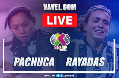 Goals and Highlights of Pachuca Femenil 1-0 Rayadas Monterrey on Liga MX  Femenil 2021