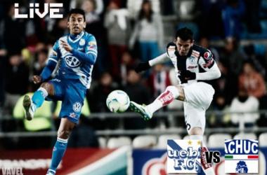 Resultado Puebla - Pachuca en Liga MX 2013 (1-1)