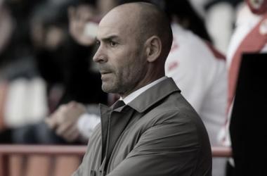 """Paco Jémez: """"Todos los equipos que bajan de Primera necesitan un tiempo y un proceso"""""""