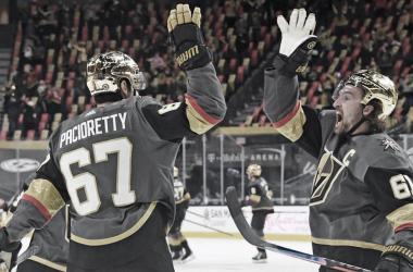Pacioretty y Stone serán baja en VGK (NHL.com)