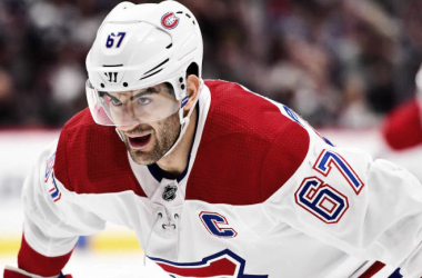 Max Pacioretty traded to Vegas Golden Knights, signs extension. | Photo:Ron Chenoy / USA TODAY Sports