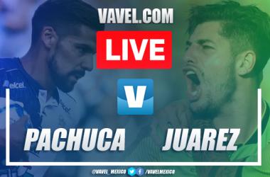 Goals and Highlights:Pachuca 0-1 FC Juárez, 2019 Liga MX
