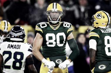 Packers defienden la 'Tundra' de los Seahawks y están en el juego de campeonato de la NFC