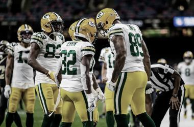 Los Packers mantienen su invicto en New Orleans
