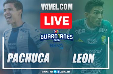 Goals and Higlights: Pachuca 0-1 León in 2020 Liga MX