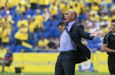 "Paco Jémez: ""Hemos sacado un sacrificio que hasta hoy no había visto"""