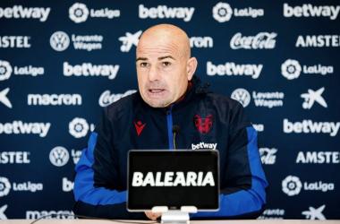 """Paco Lopez: """"Nos vamos contentos por pasar la eliminatoria"""""""