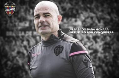 Paco López dirigirá al Levante UD la próxima temporada