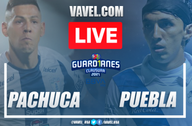 Goals and Highlights: Pachuca 1-3 Puebla in Liga MX Guard1anes 2021