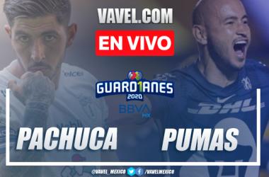 Gol y resumen: Pachuca 0-1 Pumas en Liguilla MX Guard1anes 2020