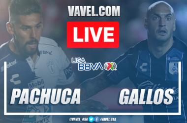 Goals and Highlights: Pachuca 1-1 Querétaro, 2020 Liga MX