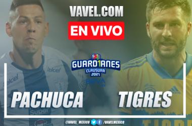 Goles y Resumen del Pachuca 1-0 Tigres, Jornada 12 Liga MX 2021