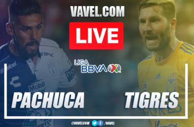 Goals and Highlights: Pachuca 2-0 Tigres, 2020 Liga MX