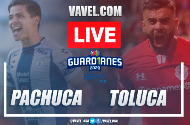 Highlights of the Pachuca 0-0 Toluca on Guard1anes 2020