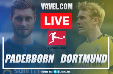 Goals and Highlights: Paderborn 1-6 Borussia Dortmund in 2020 Bundesliga