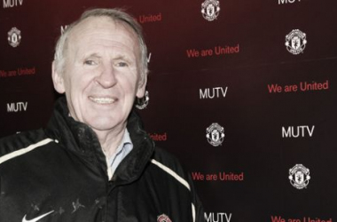 Paddy Crerand, leyenda del Manchester United. (Foto: manutd.com)