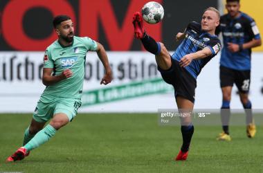 Paderborn 1-1 TSG Hoffenheim: Baumgart's side edging closer to relegation