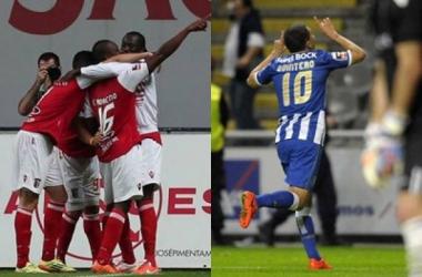 Erick Moreno y Juan Fernando Quintero se reportan con goles desde Portugal