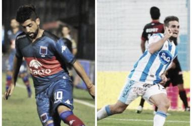 Wilchez vs Depetris (Fotomontaje).