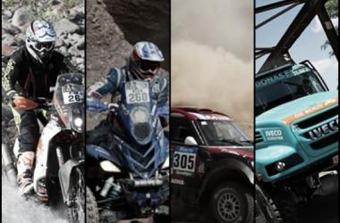 Las voces del Dakar 2015: etapa 12