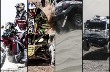 Las voces del Dakar 2015: etapa 6
