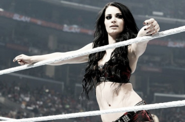 Paige has been suspended 60 days by the WWE   Source: WWE