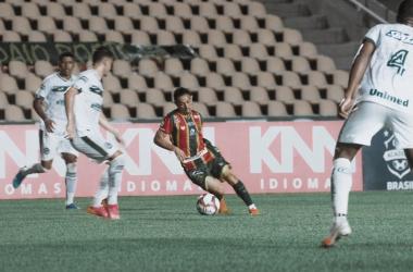 Sampaio Corrêa 0 a 0 Goiás (Sampaio Corrêa FC / Divulgação)
