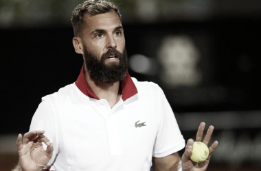 Benoit Paire venceu Nicolás Jarry (ATP / Divulgação)