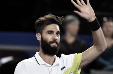 Paire venció a Andújar y se consagró en el ATP de Marrakech