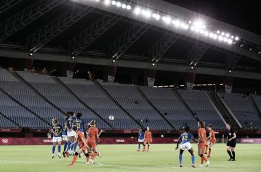 Resumen Países Bajos 8-2 China en Tokyo 2020